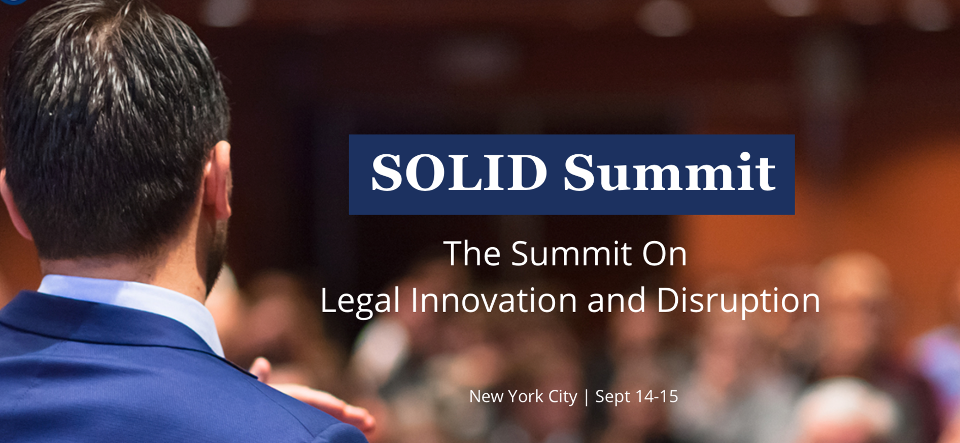 Summit On Legal Innovation and Disruption