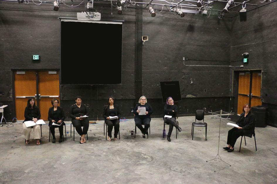 Baton Rouge Community College Black Box Theatre