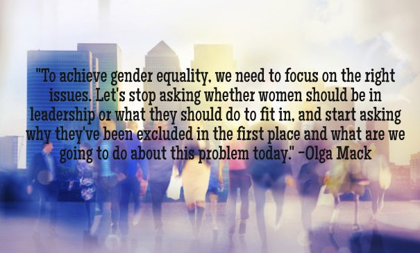 Olga Mack quote