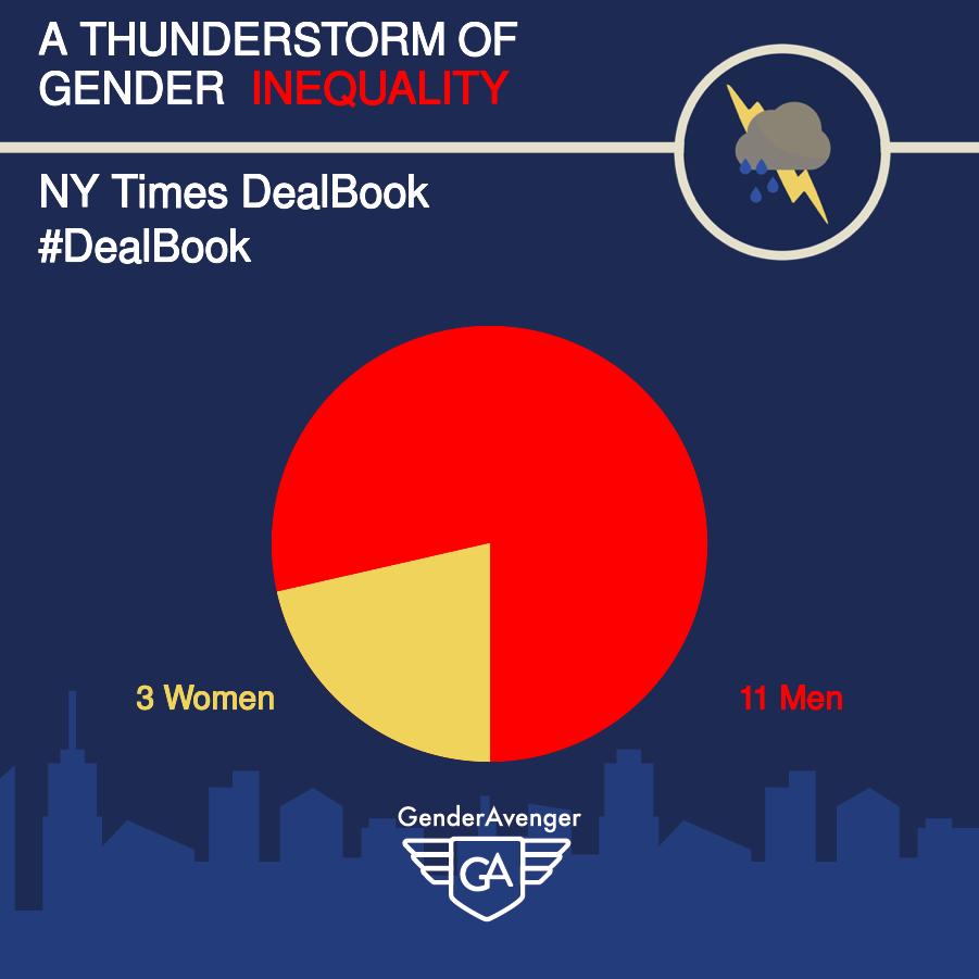 GenderAvenger New York Time DealBook