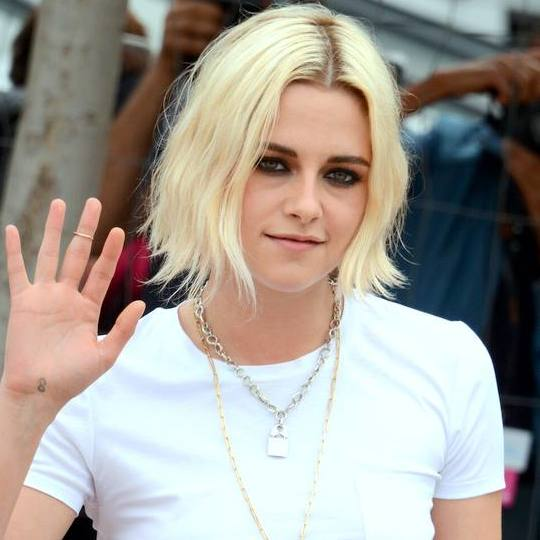 Kristen Stewart at Cannes in 2016. Photo credit: Georges Biard [ CC BY-SA 3.0 ],  via Wikimedia Commons