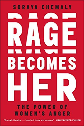 Rage Becomes Her book cover