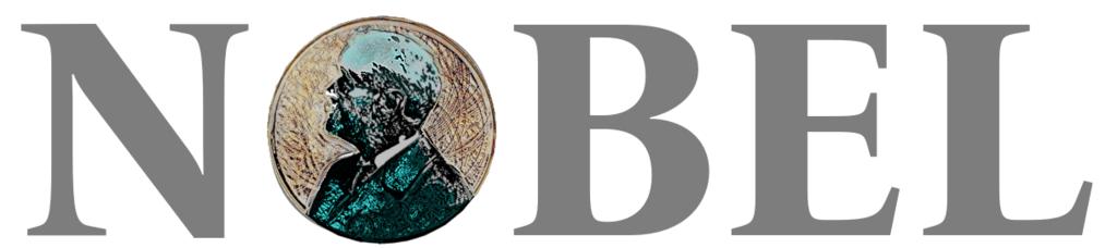 the Nobel logo
