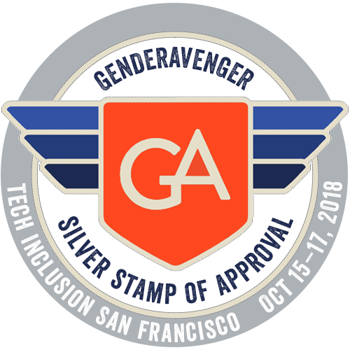 Tech Inclusion San Francisco 2018 GA Stamp of Approval