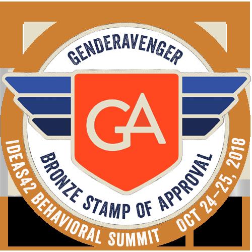 Ideas42 Behavioral Summit 2018 GA Bronze Stamp of Approval