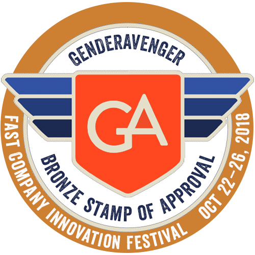 Stamp of Approval — GenderAvenger
