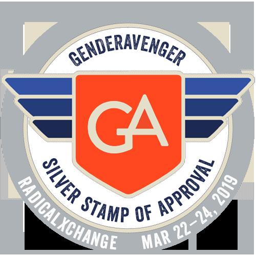 RadicalxChange GA Silver Stamp of Approval