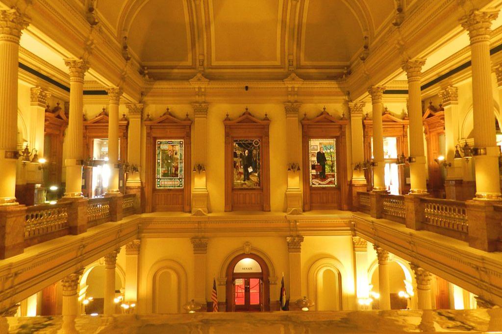 Colorado State Capitol. Photo credit: Colorado Senate GOP [ CC BY 2.0 ],  via Wikimedia Commons