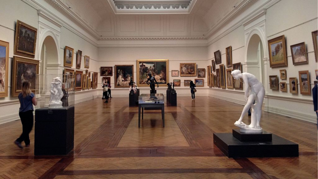 Art Gallery of New South Wales. Photo credit: Kgbo [ CC BY-SA 4.0 ],  via Wikimedia Commons