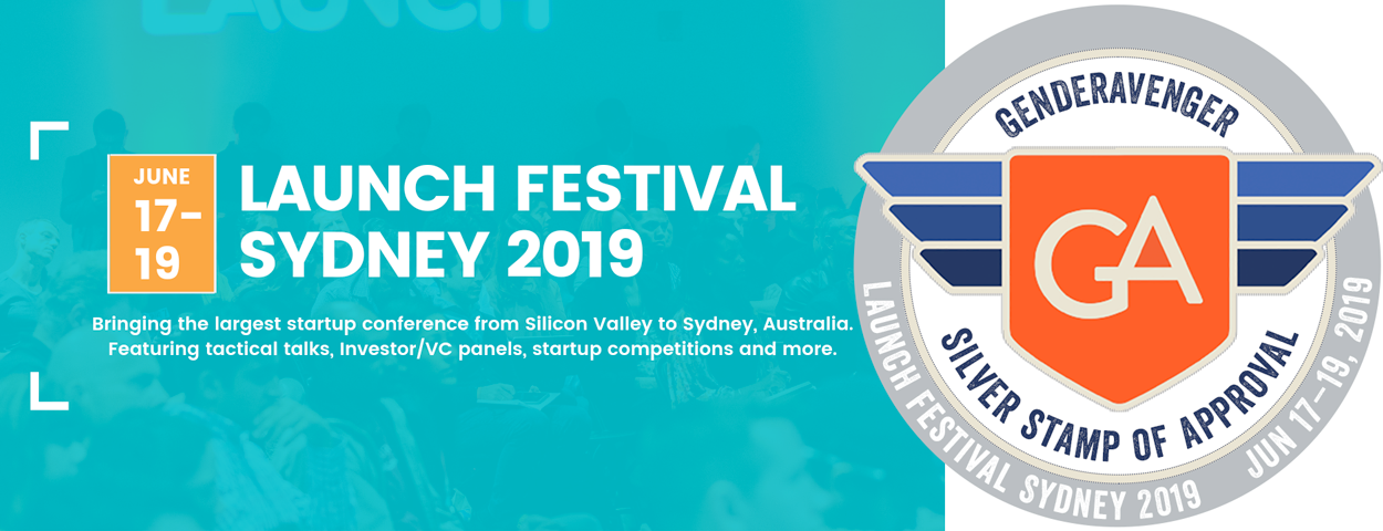 LAUNCH Festival Sydney 2019 Silver GA Stamp of Approval