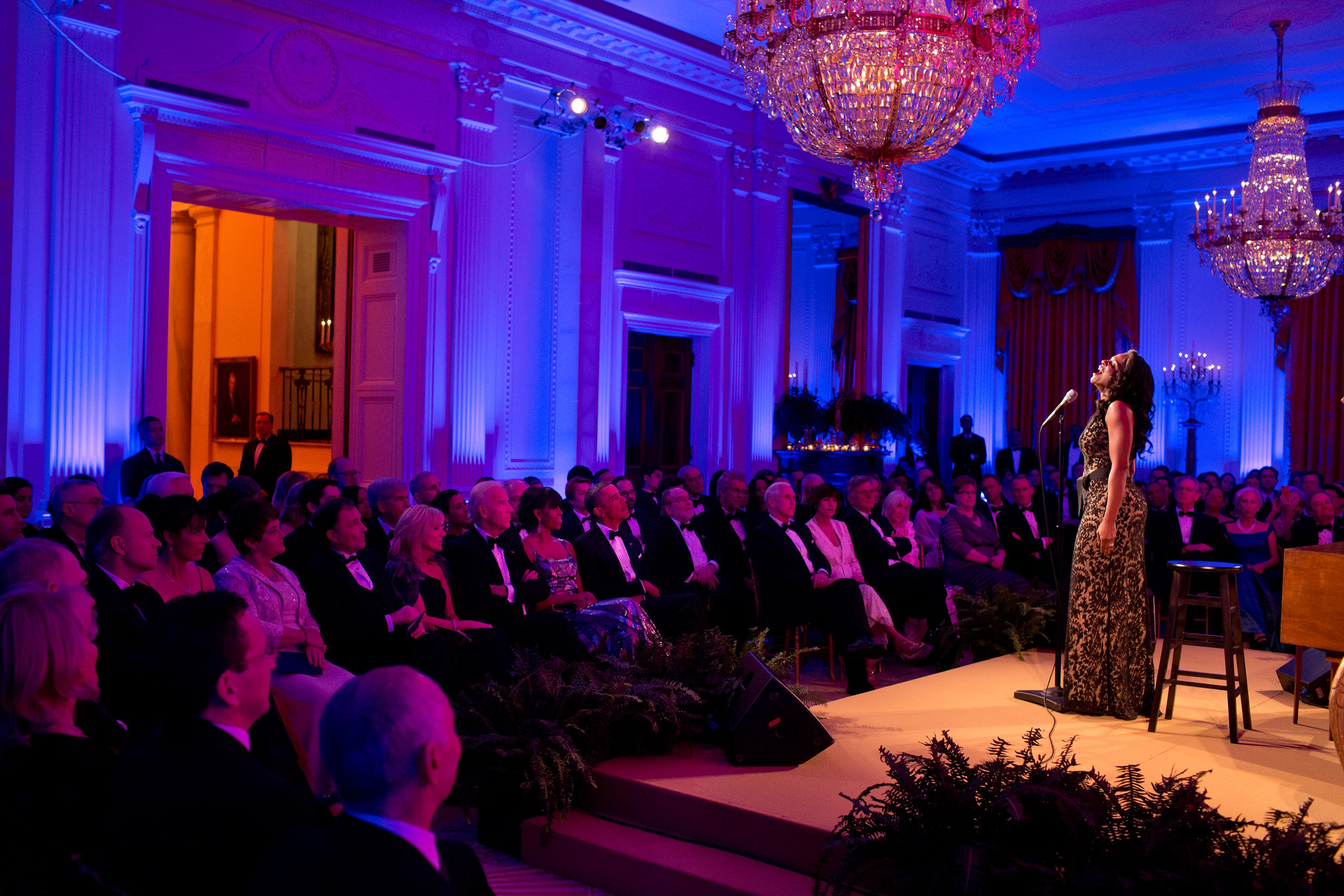 Audra McDonald performs at the White House on February 24, 2013. Photo credit: IIP Photo Archive [ CC BY-NC 2.0 ],  via Flickr