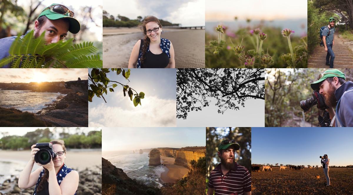 Josh and Anna Photography Adventures