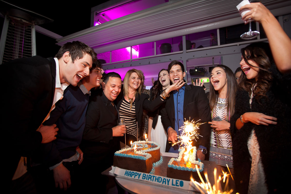 Birthdays and Engagement Parties