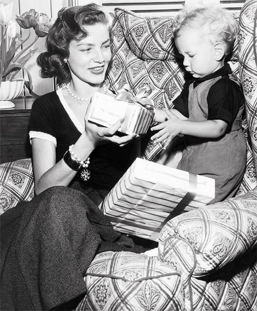 Lauren Bacall via  Pinterest