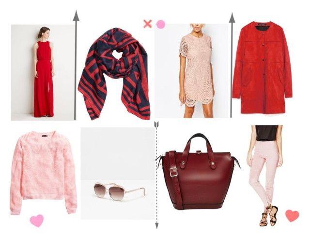 Maxi Dress  |  Scarf  |  Lace Dress  |  Suede Coat  |  Sweater  |  Sunglasses  |  Bag  |  Leggings