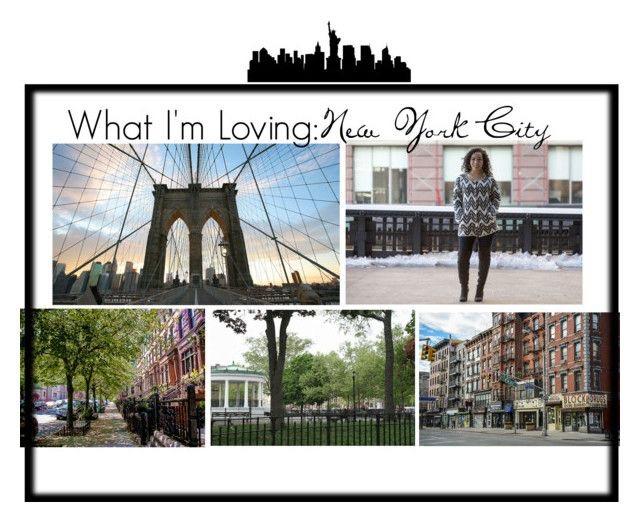 The Brooklyn Bridge  |  The High Line  |  Brooklyn, NY  |  Poe Park  |  The East Village
