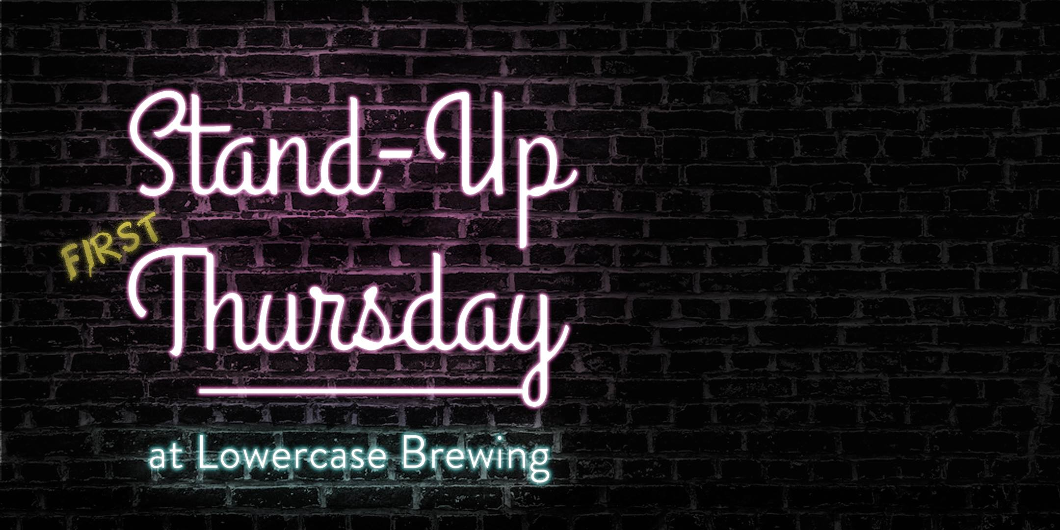 Join Lowercase Brewing Thursday, August 2nd for another night of laughs!  Event details: • Thursday, Oct 8- 7-9pm • Tickets are $12 and include your first pint.   Lowercase Brewing   6235 Airport Way S, Seattle, Washington 98108