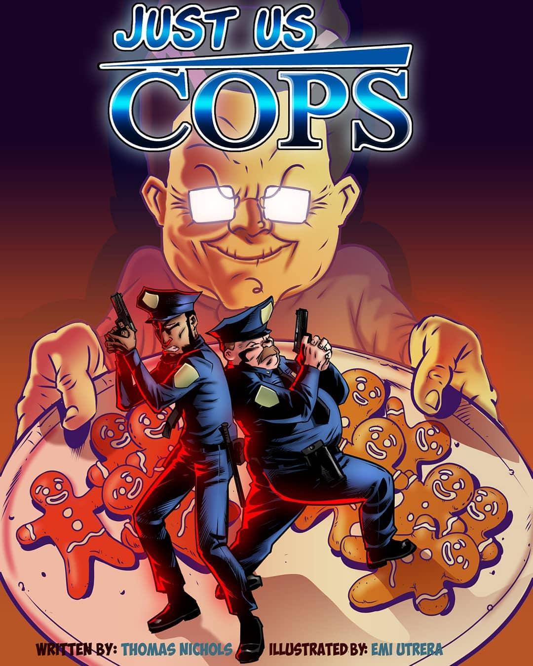 Just Us Cops #2: Below Hilltop
