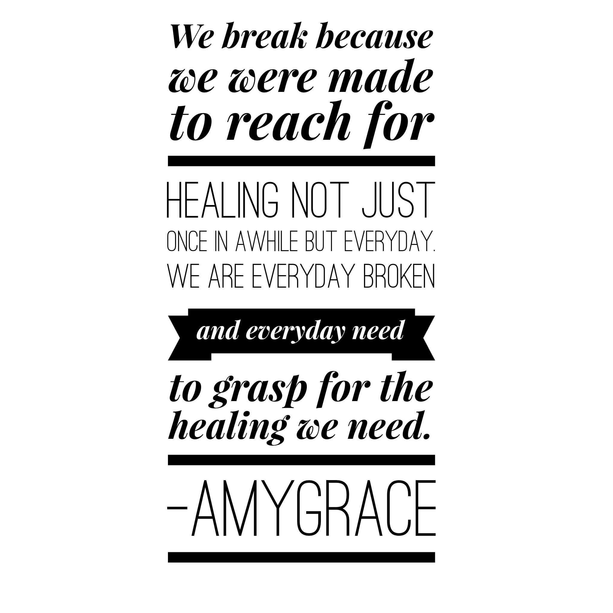 Healingbyamygrace