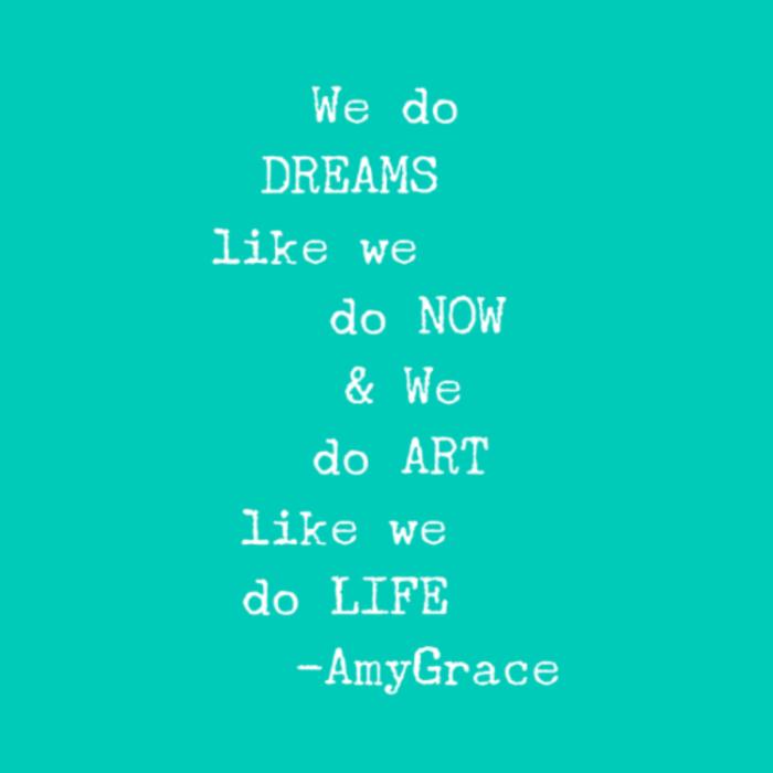 WeDo-AmyGrace