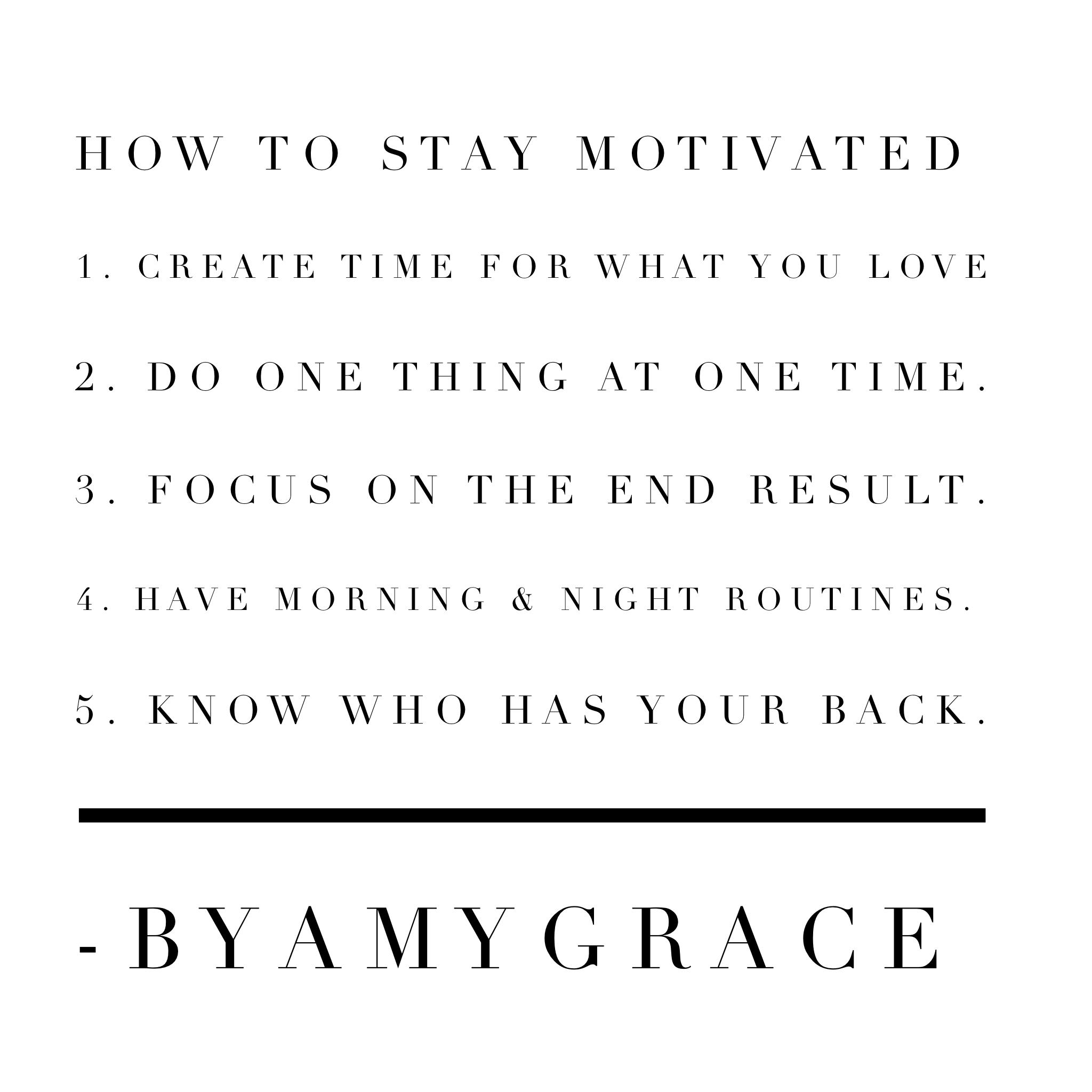 how.to.motivation.byamygrace