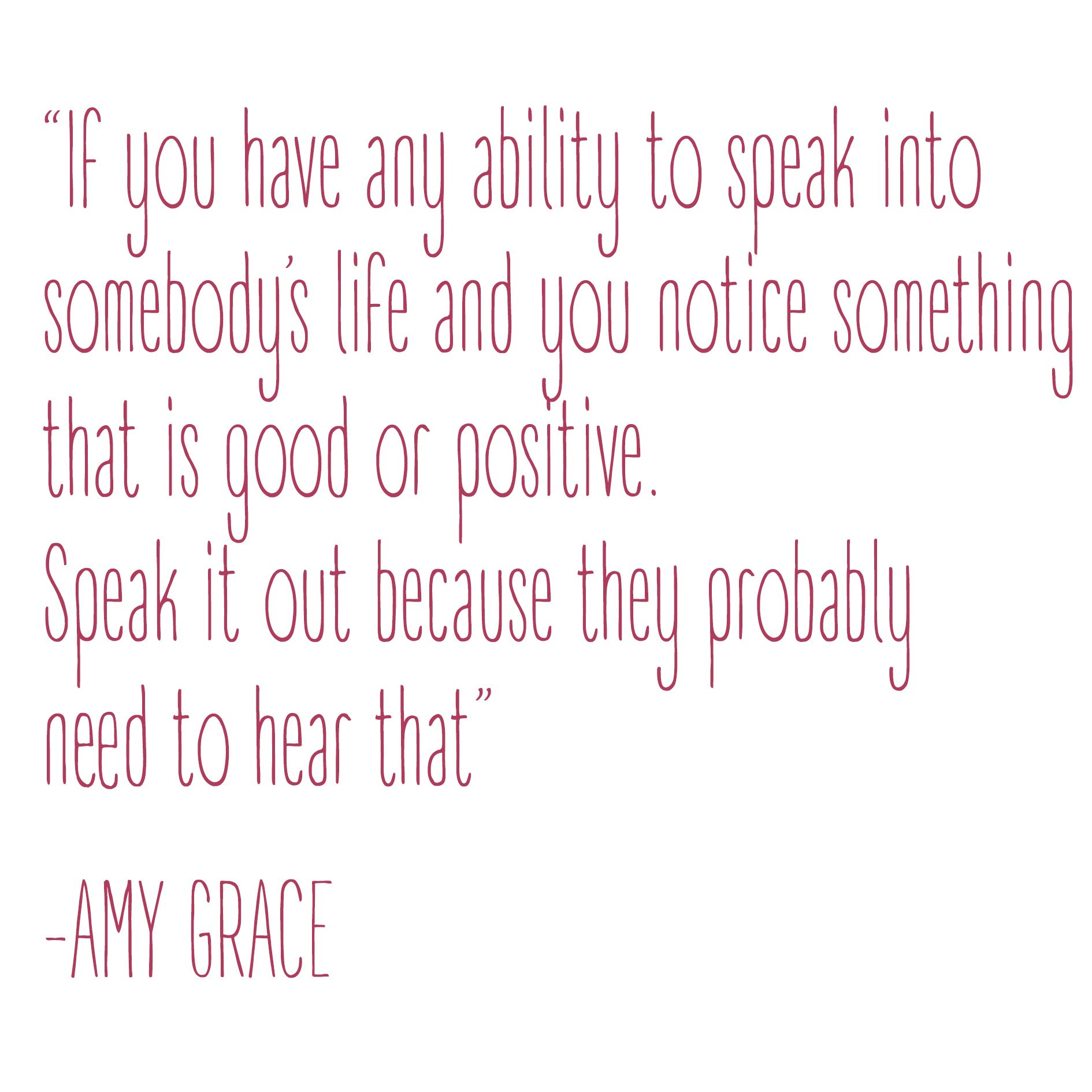 Amy.quote.spotlightseries