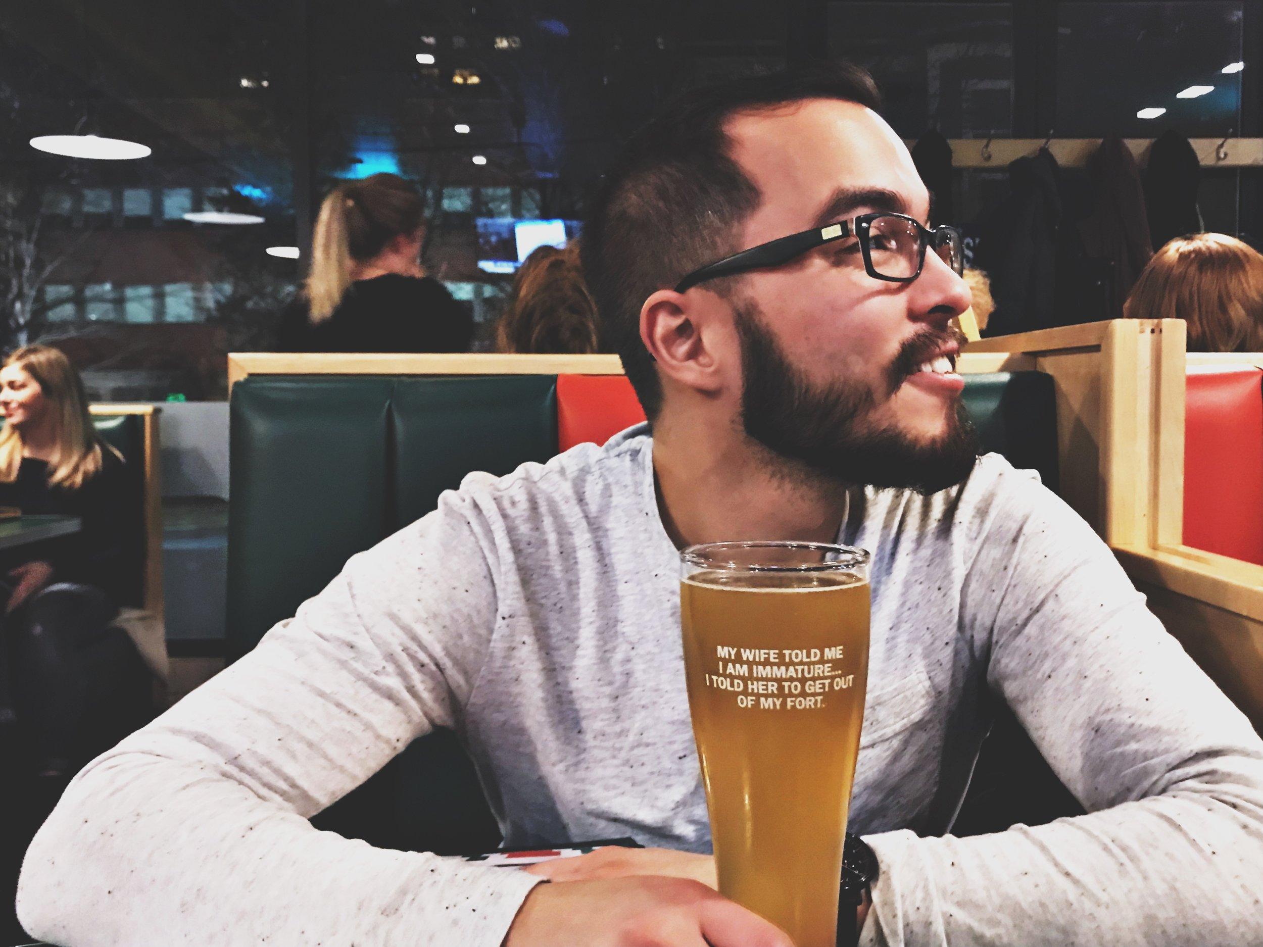 Burgers & Beers & Darrells - Halifax, NS