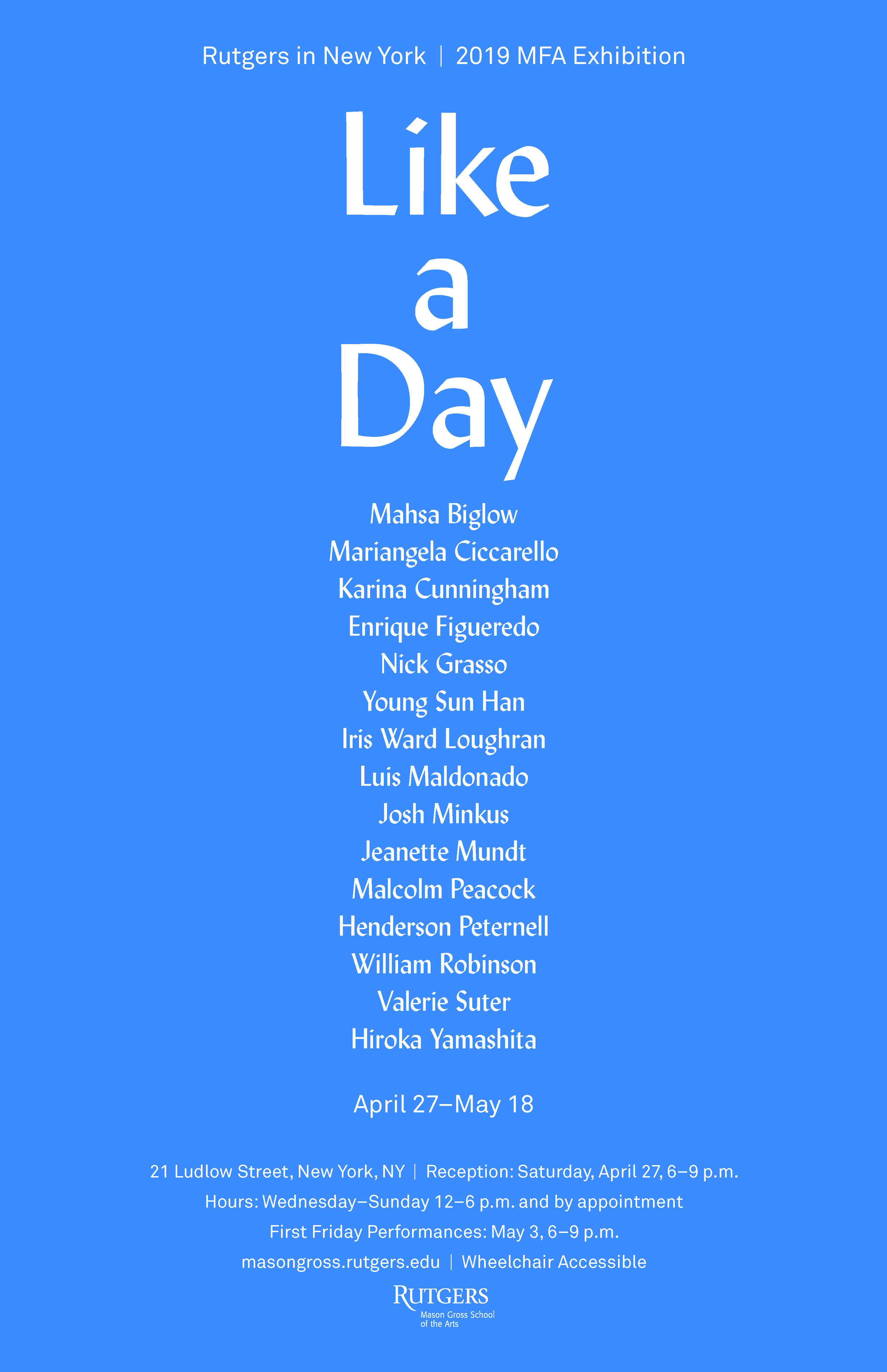 Like a Day_11 x 17 inch Poster With Names_11-04-2019.jpg