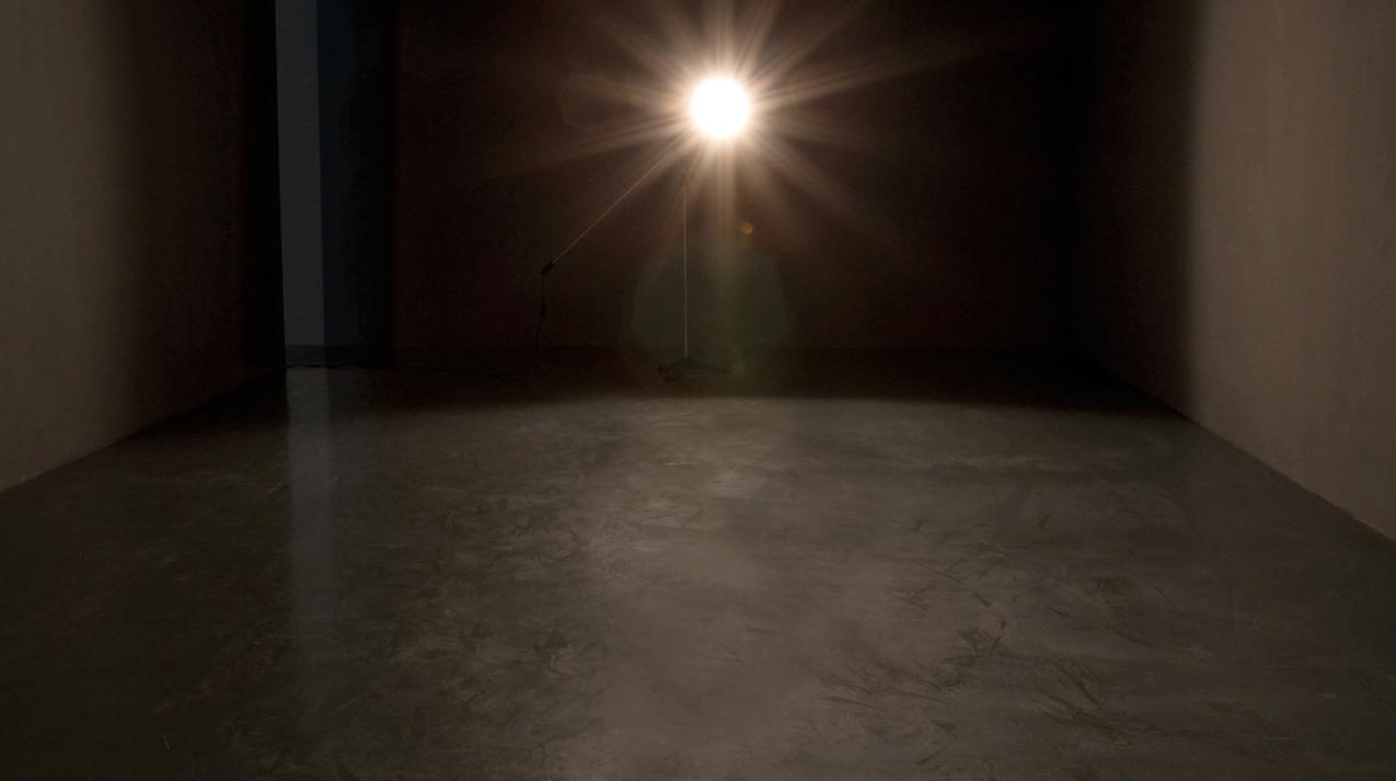 <日日>另一側投影 — 靜物燈   <Daily> The Other Side Image. — The Light.
