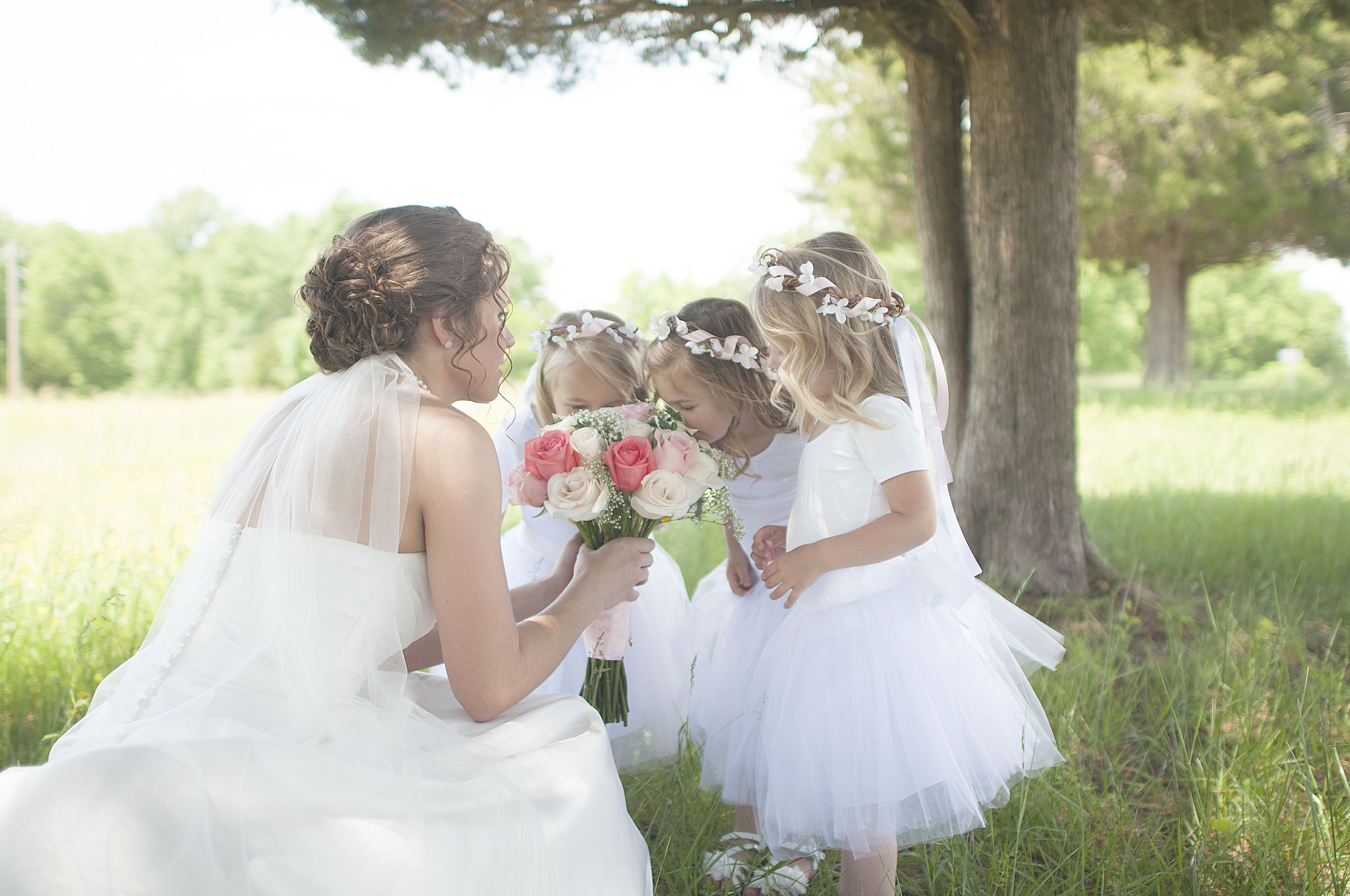 One of the sweetest, and one of my favorite sweet moments of the day!