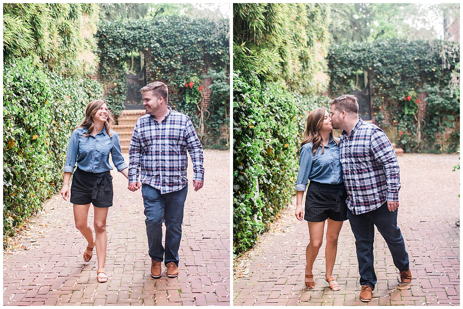 Michael and Mollie, Georgetown, Washington DC, Engagement Session, Aly Sprecher Creative