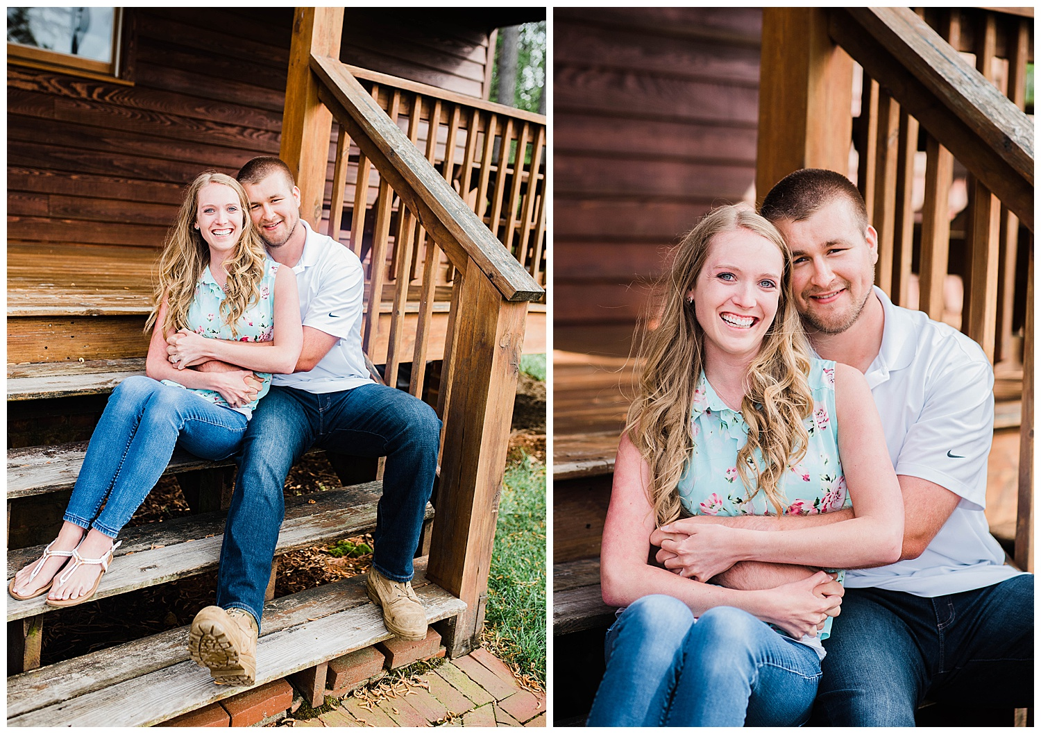 Sierra Vista, Virginia, Engagement Session