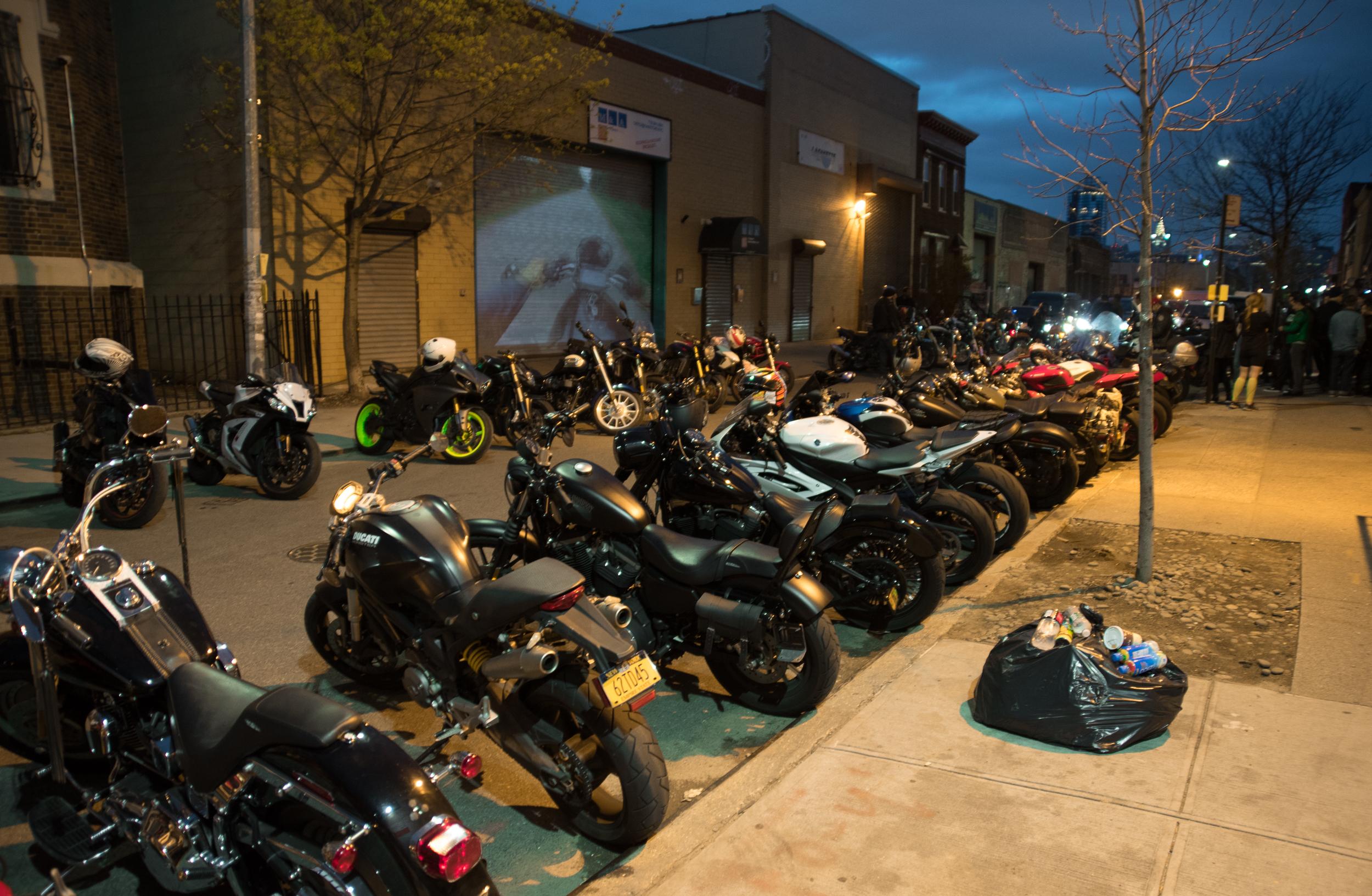 Motorgrrl Artshow 2018 NYC New York Brooklyn Williamsburg Moto Motorcycle Art Atticus Anonymous 6.jpg