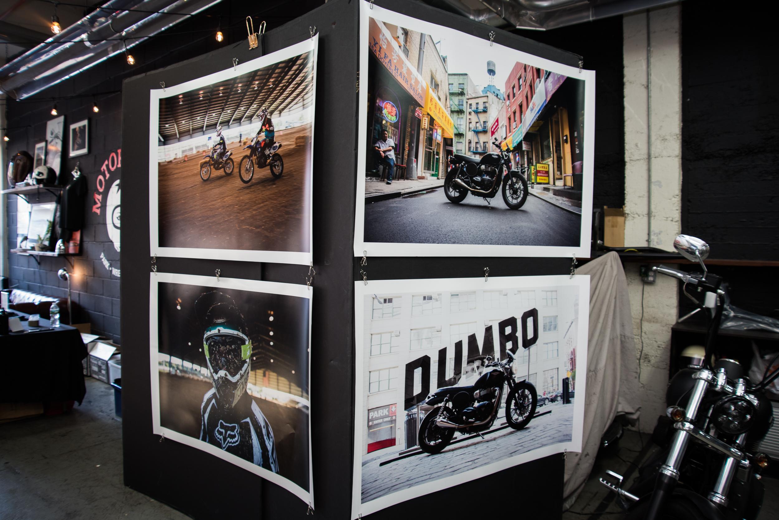Motorgrrl Artshow 2018 NYC New York Brooklyn Williamsburg Moto Motorcycle Art Atticus Anonymous John Saponara 1.jpg