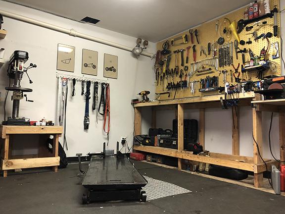 Dirty Billy Brooklyn NYC Moto Community Garage Shop Lift Tools.jpg