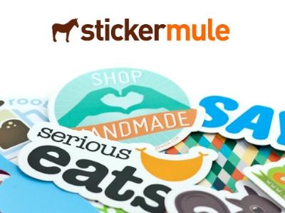 Sticker Mule Stickers