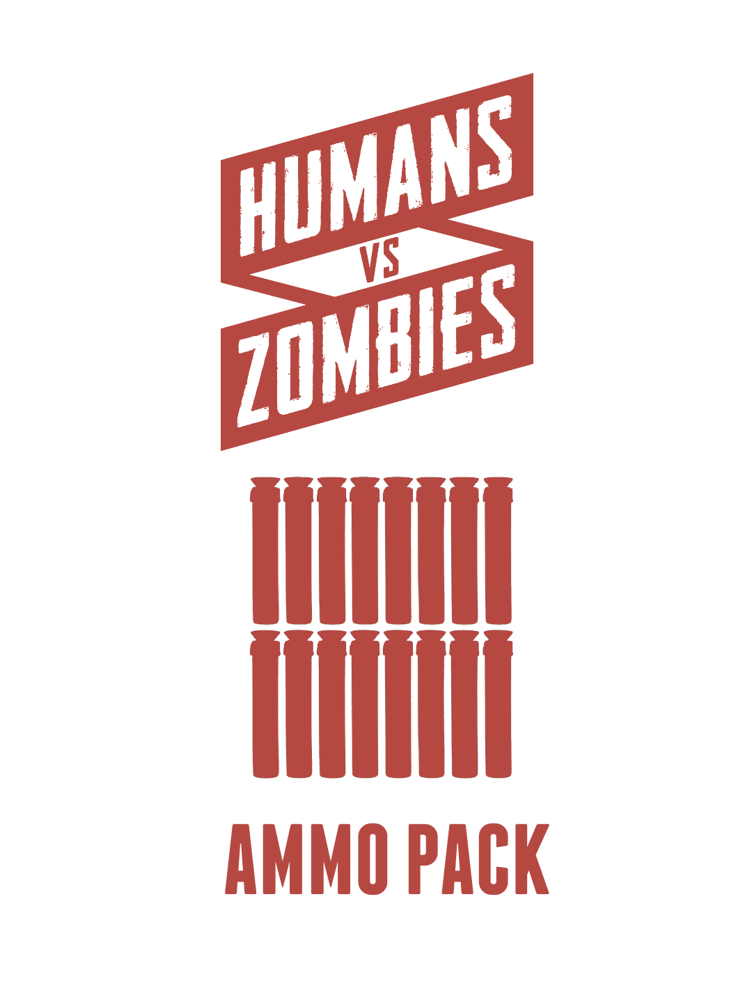 Humans vs Zombies Ammo Pack