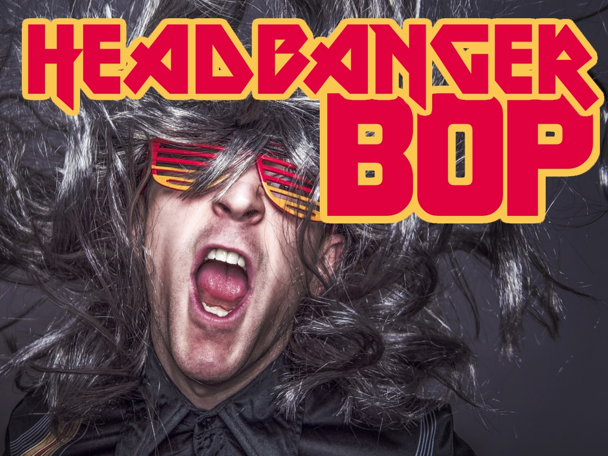 Headbanger Bop Youth Group Collective
