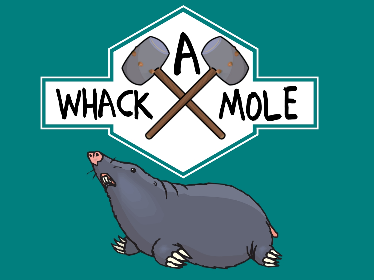 Whack A Mole Youthgroupcollective