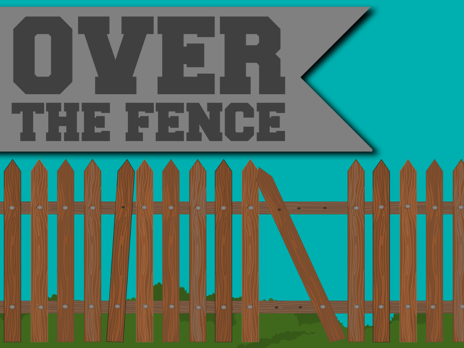 Over the Fence Youth Group Collective