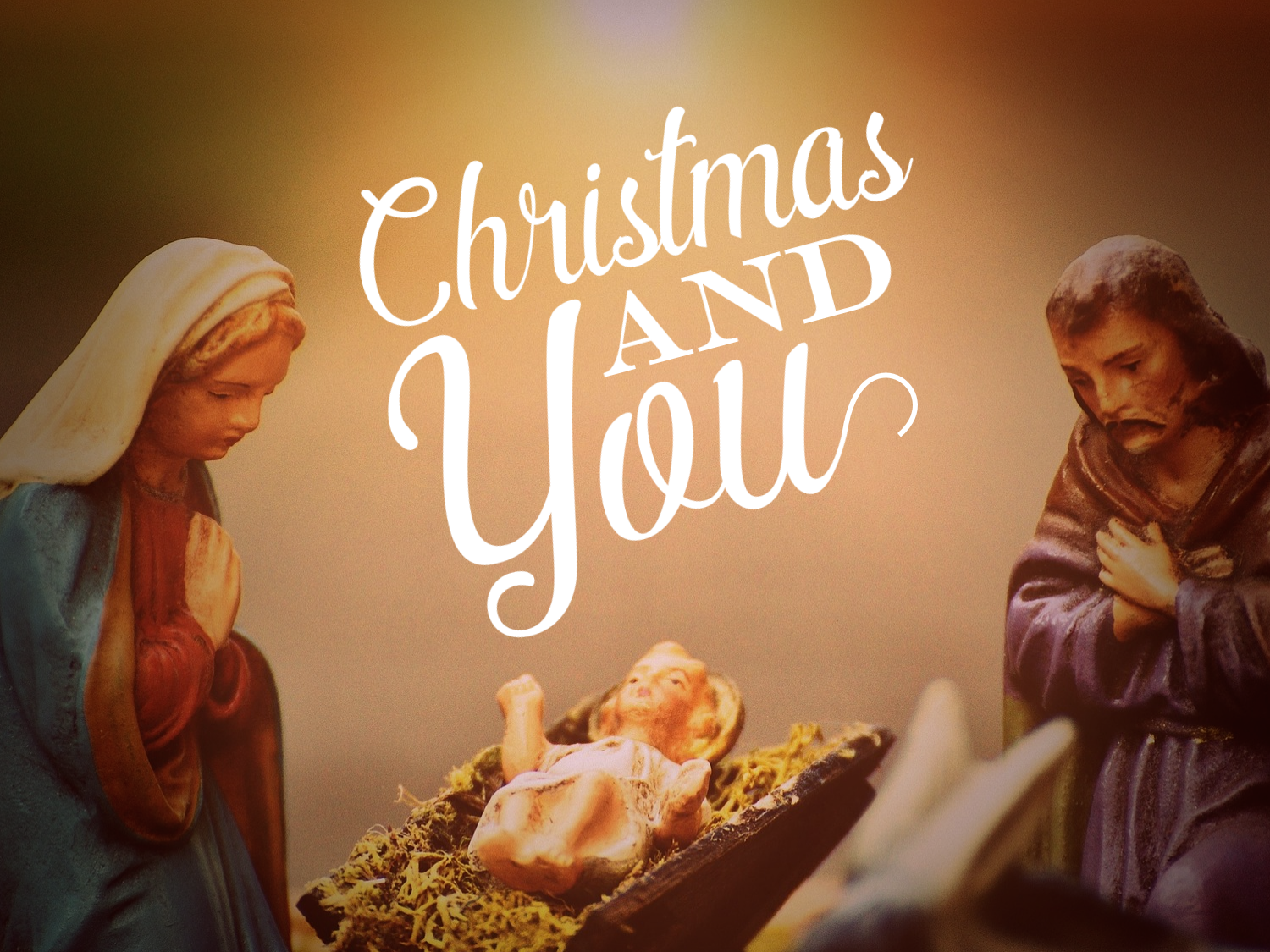 Christmas and You (2 Part Series)