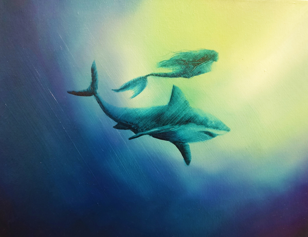 Deep Blue Sea (detail)