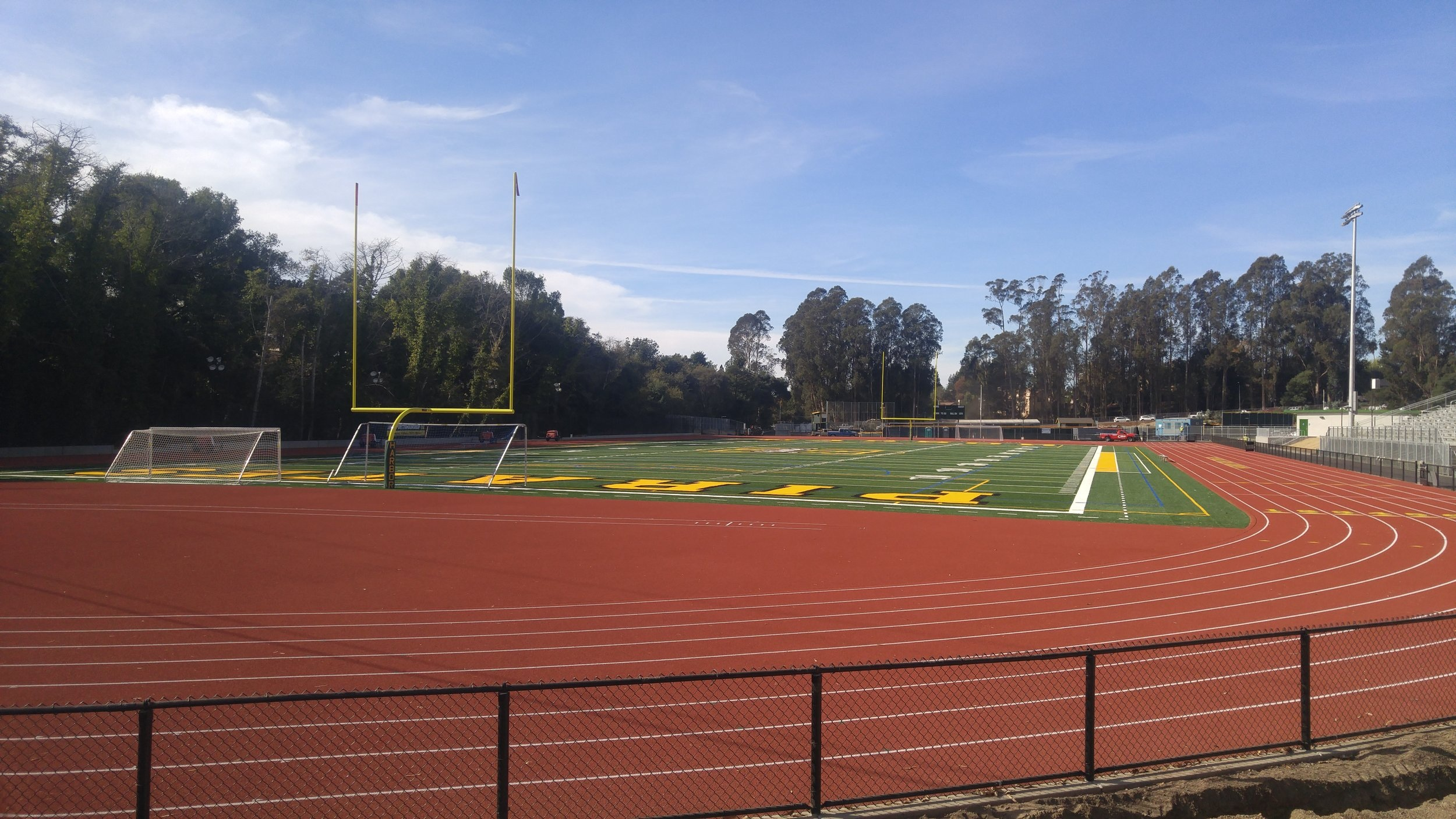 Harbor High School Track and Field