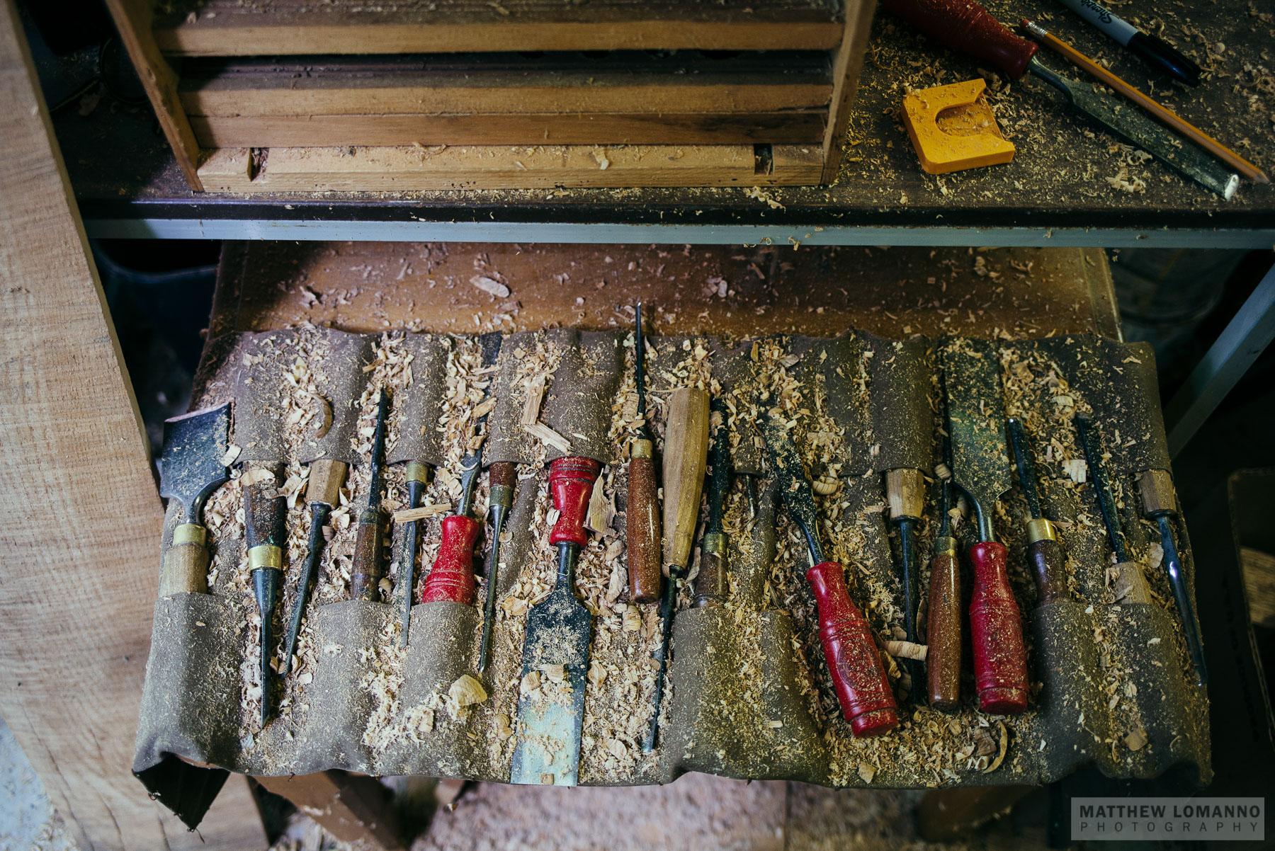 Anthony's tools