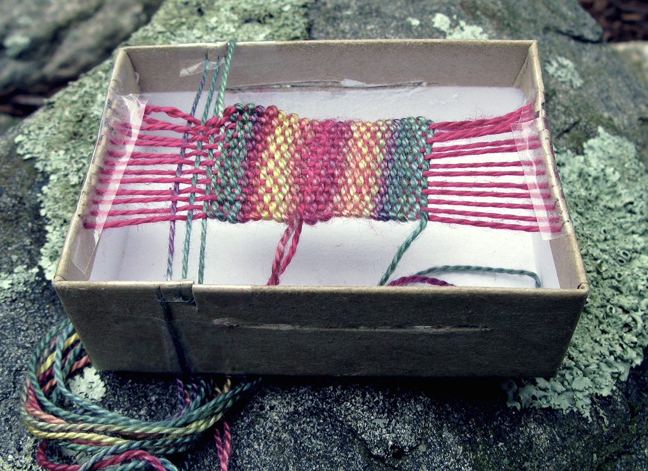weaving 2 - colorful