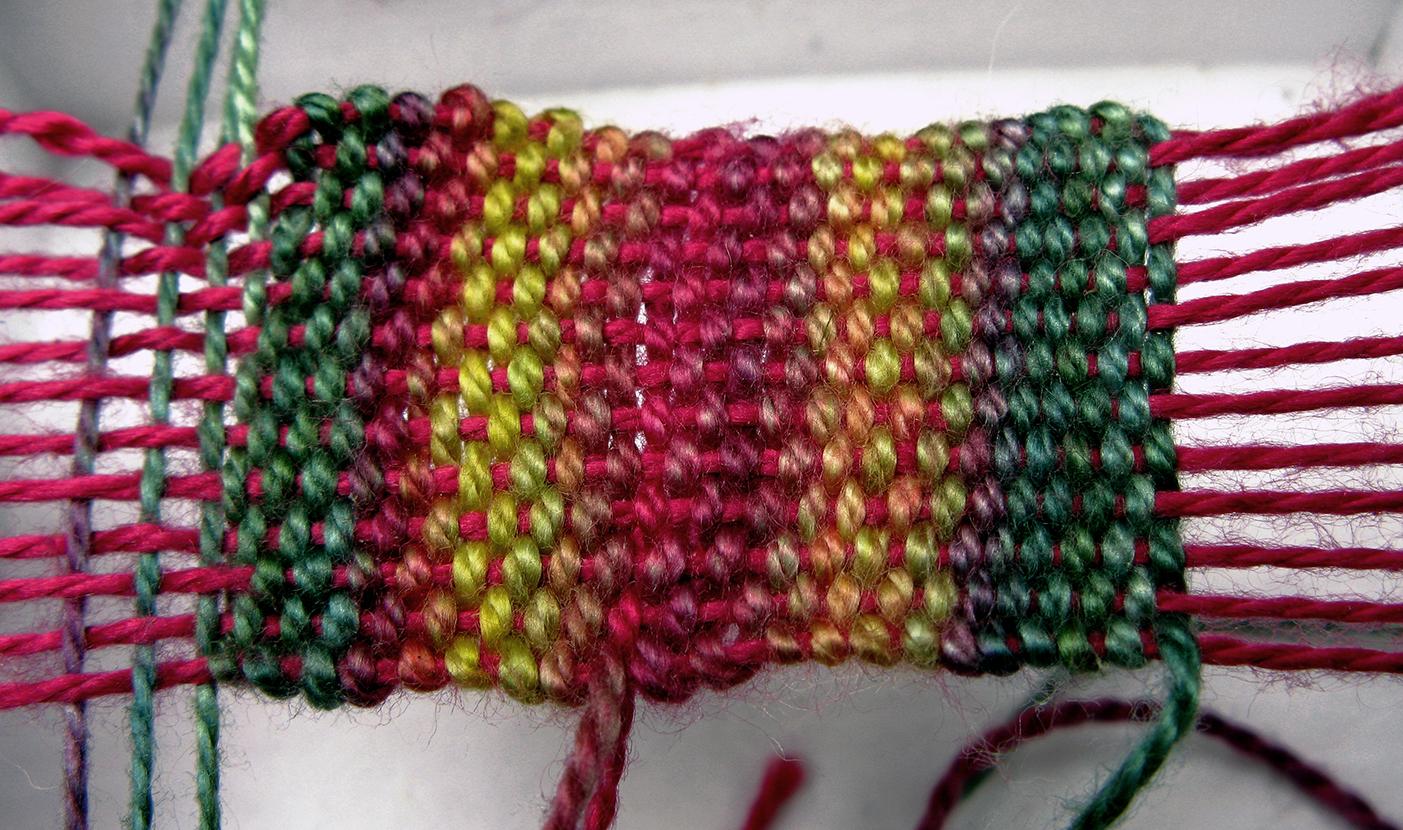 weaving 2 - detail