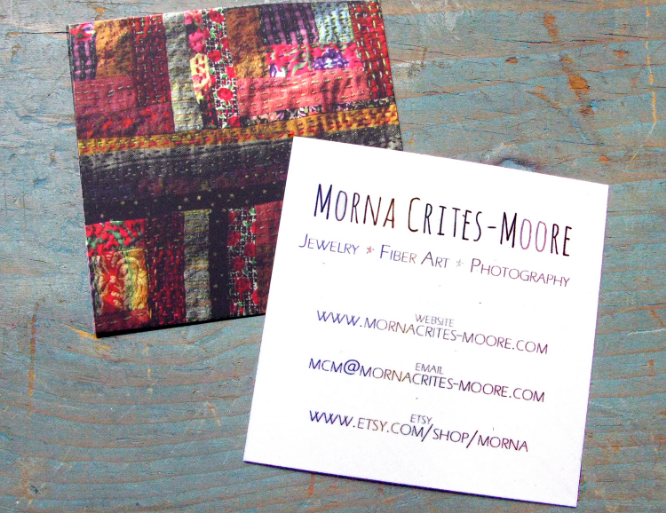 new moo card