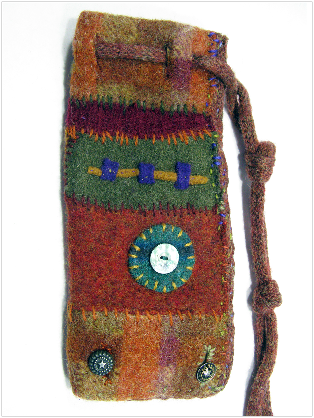 pouch for chris durante
