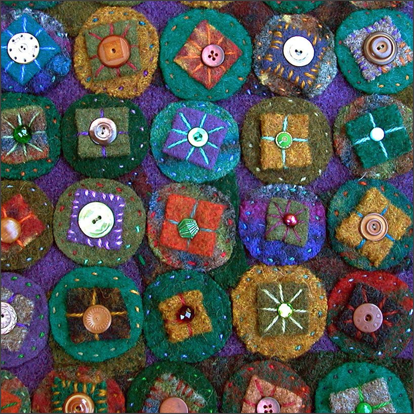 green and purple penny rug.jpg