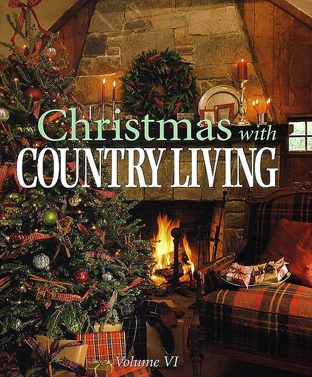 Christmas with Country Living Vol. 6 by Debra Muller Price (2003, Hardcover)